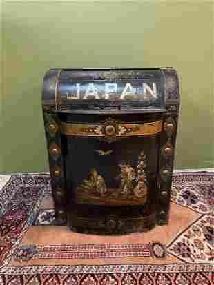 Victorian Japanese Tea Chest