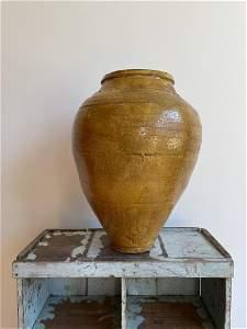 Large European Olive Pot