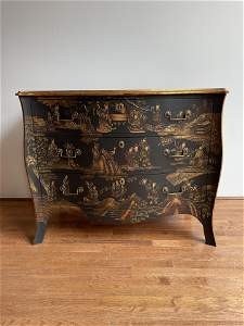 IMO Baker Chinoiserie Dresser