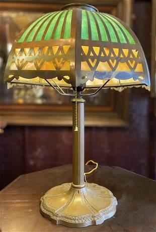 Miller Manufacturing Panel Lamp