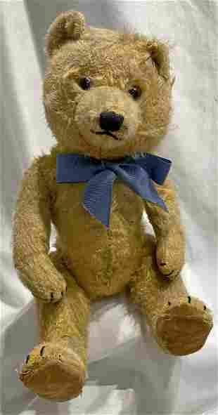 Early 1900's Mohair Teddy Bear