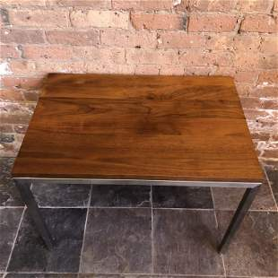 IMO George Nelson Teak  Side Table