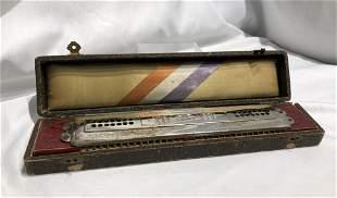 Very Large Hohner Vintage Harmonica