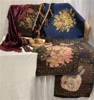 Collection Victorian Needlepoint & Upholstery Ribbons