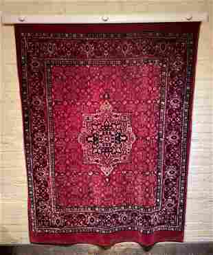 Antique Turkish Oriental Rug