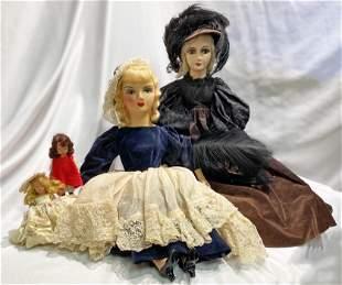 Boudoir Dolls Mae West Storybook Doll Lot