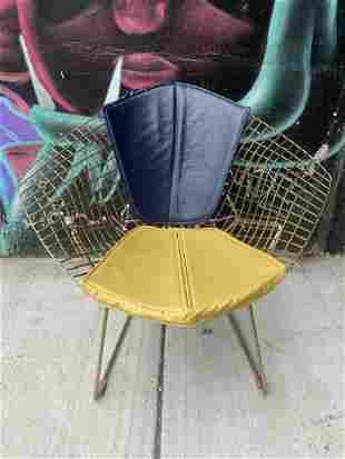 Bertoia Mid Century Diamond Chair for Knoll