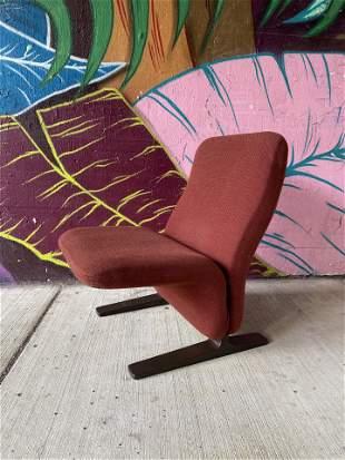 Pierre Paulin Concorde Chair by Artifort