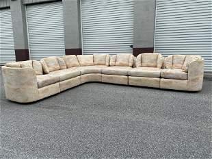 Henredon Modular Sectional Sofa