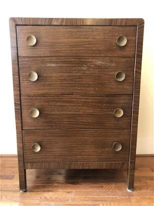 Simmons Art Deco Industrial Dresser