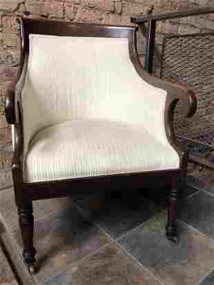 Contemporary Empire Chair