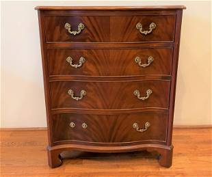 Georgian Mahogany Dresser