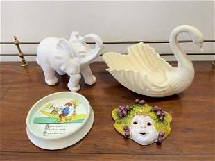 Collection Porcelain Articles, Lenox