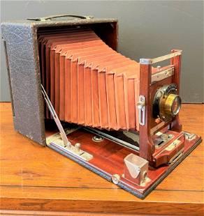 Antique Conley Camera with Case