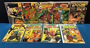 9 DC Comics Plastic Man Action Comics Doom Patrol