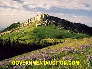 """7: 40 Acres - Sweetwater County, Wyoming"""""""