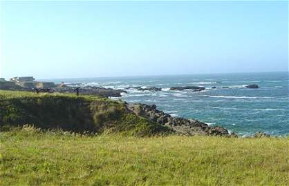 1217: GORGEOUS COASTAL AREA~CALIFORNIA LOT~INVEST