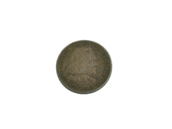 2920: GOV: 1892 US Columbian Half Dollar Chicago World