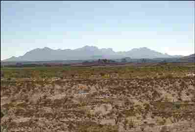 3509: 40 ACRES CULBERSON COUNTY TX-STRAIGHT SALE