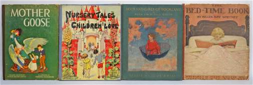 CHILDRENS BOOKS 4