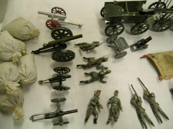 6: HIEDE CIVIL WAR MINIATURE FIGURE SET