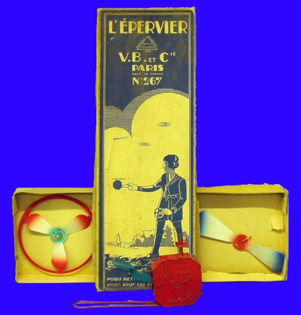 7: L'EPERUIER SPINNER TOY -