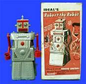 82 IDEAL TOY ROBERT ROBOT
