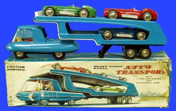 90: MARX AUTO FUTURISTIC TRANSPORT CAR