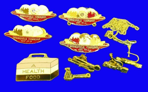1002: SODA FOUNTAIN ADVERTISING JEWELRY WATCH FOB