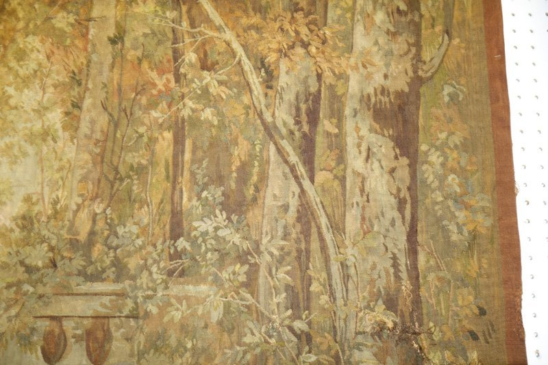 TAPESTRY COURTING SCENE - 5
