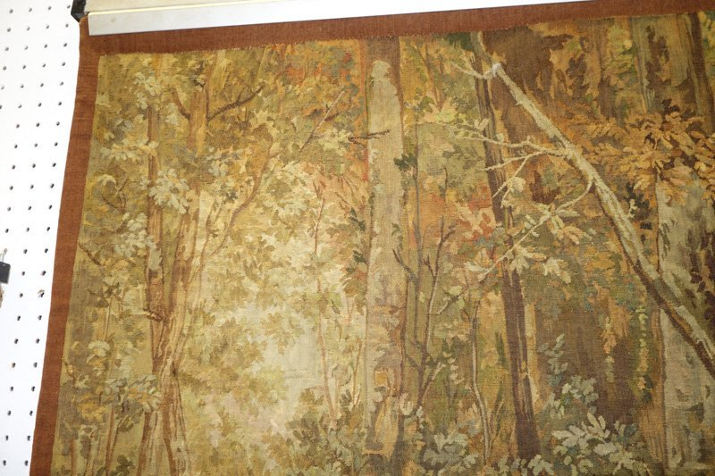 TAPESTRY COURTING SCENE - 6