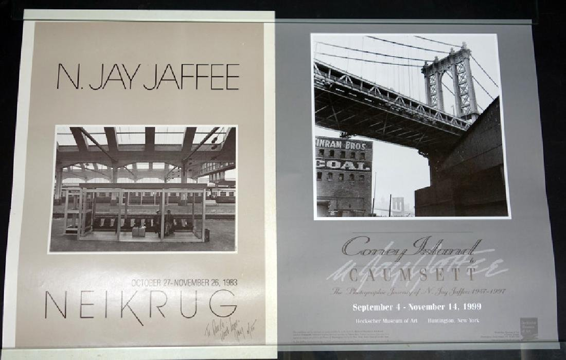 JAY JAFFEE POSTERS GROUP OF (5)