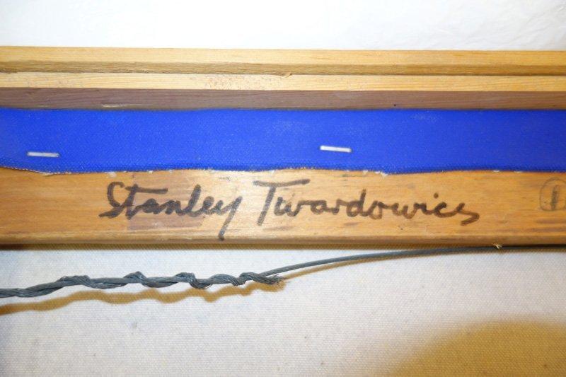 STANLEY TWARDOWICZ PAINTING - ACRYLIC - 4