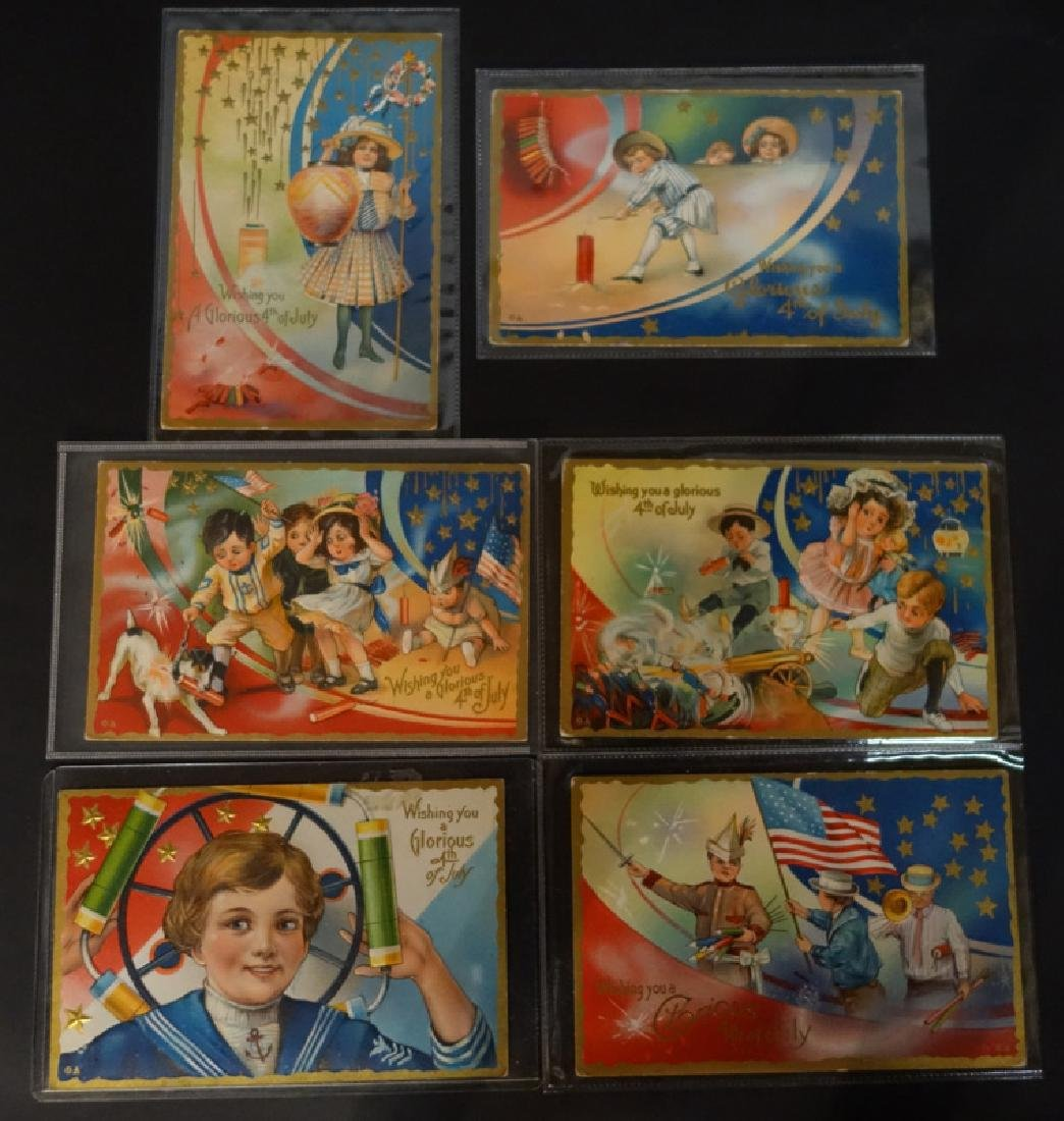 POSTCARDS 4TH OF JULY (6)