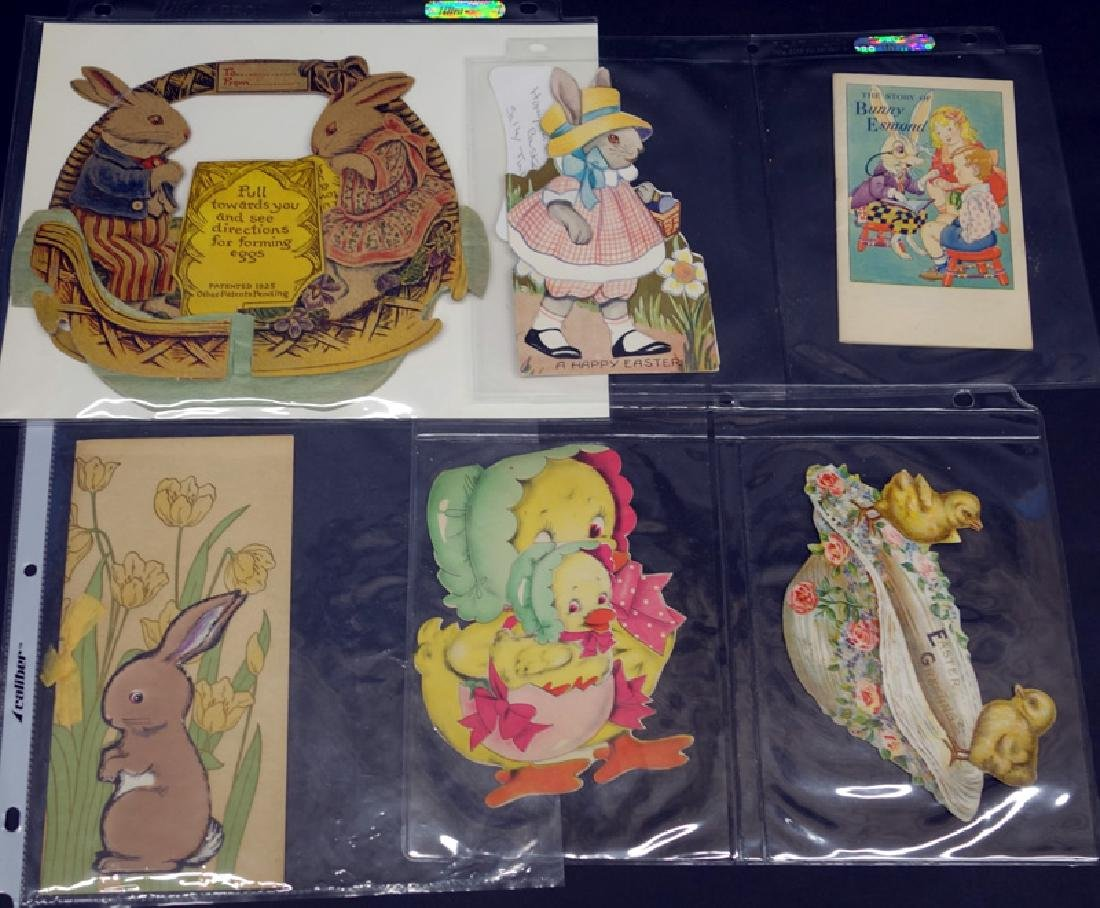 EASTER CARDS (6)