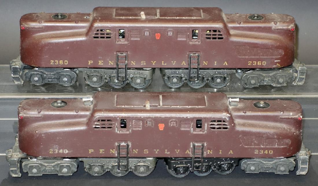 LIONEL GG1 ENGINES (2)