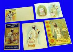 474 BLACK AMERICANA Deluth Flour Advertising 7 pcs