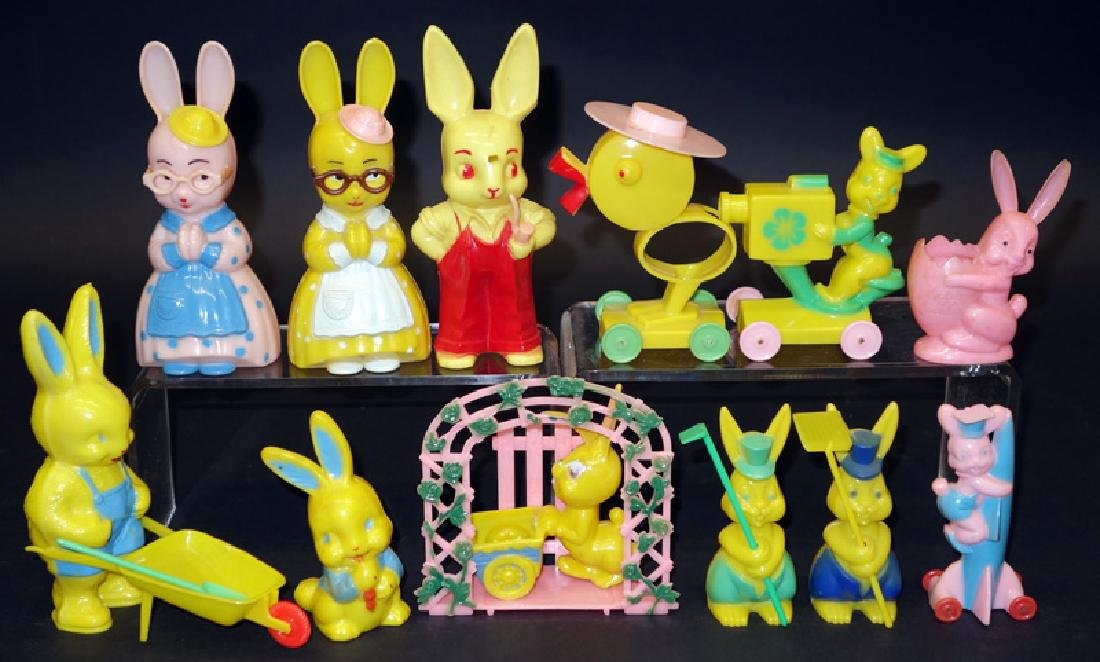 EASTER TOYS (12+/-)