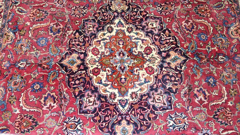 ROOMSIZE ORIENTAL CARPET - 2