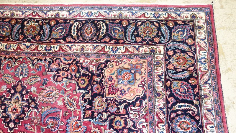 ROOMSIZE ORIENTAL CARPET - 6