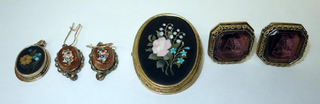 VICTORIAN JEWELRY, UNMARKED