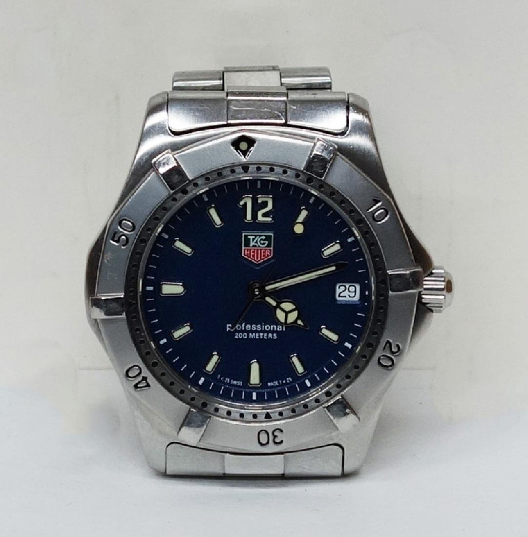 TAG HEUER PROFESSIONAL MAN'S WATCH
