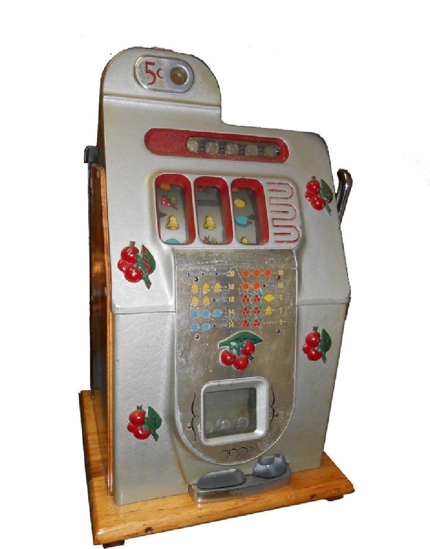 Mills wild cherry slot machine poker run ideas