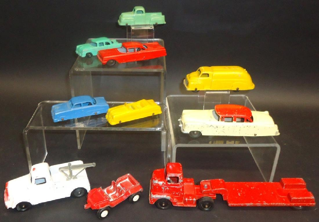 TOOTSIETOY VEHICLES (10)