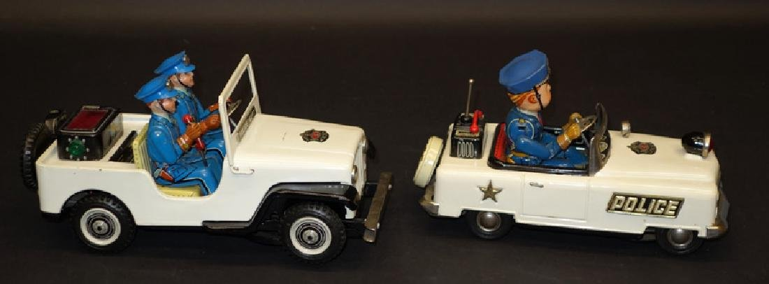 JAPANESE BATTERY OP POLICE TOYS (2)