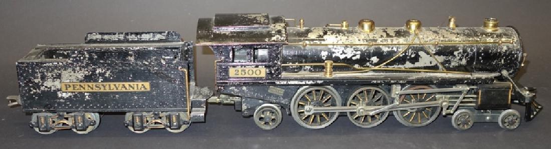 VOLTAMP ENGINE & TENDER