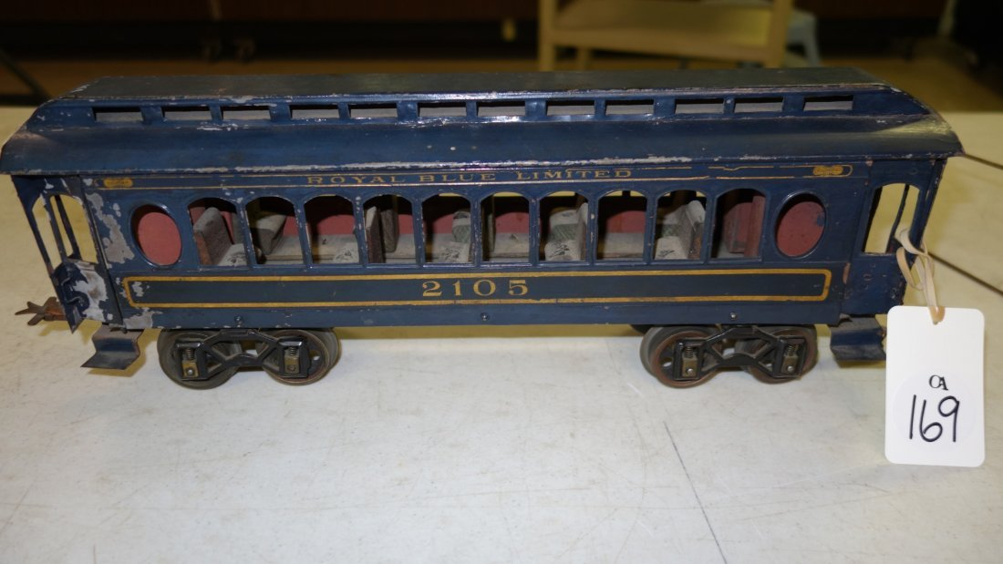 VOLTAMP PASSENGER CAR - 2