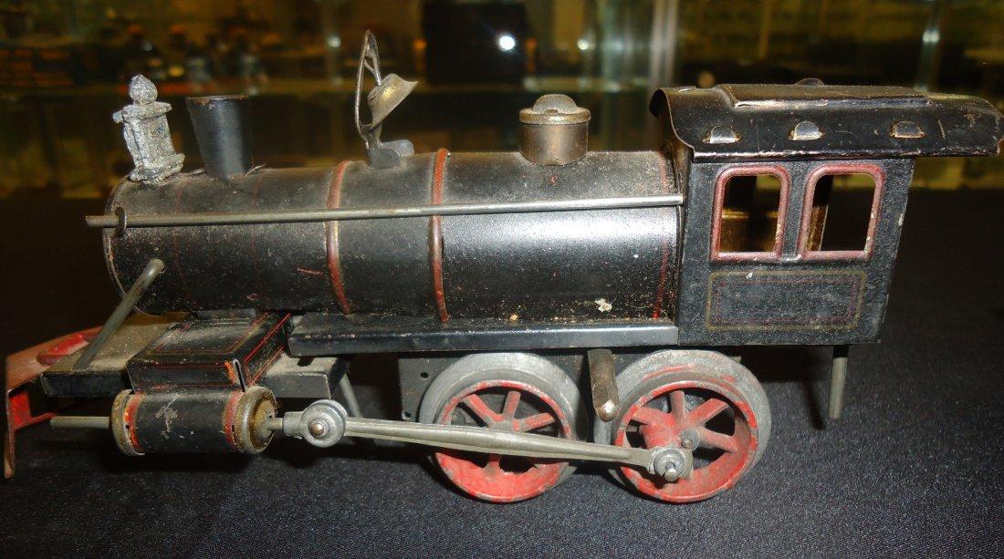 GERMAN TIN TRAIN - LIMITED VESTIBULE EXPRESS - 2