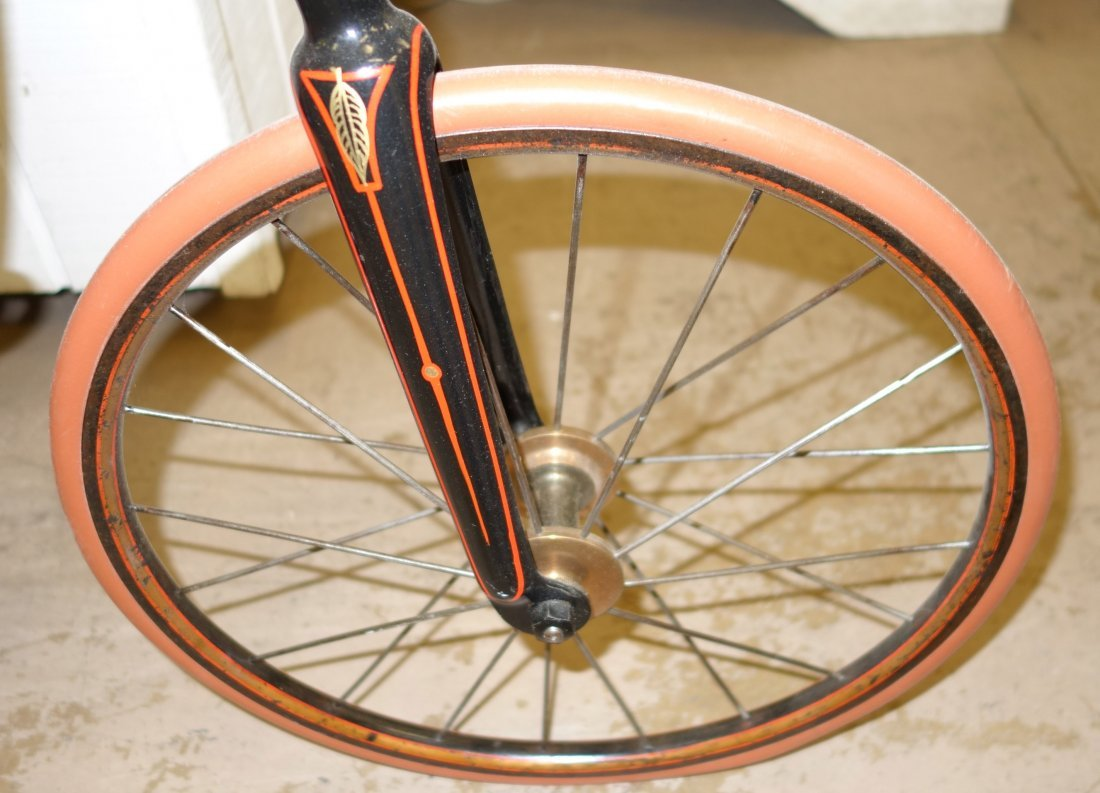 PENNY FARTHING HIGH WHEEL BICYCLE - 12