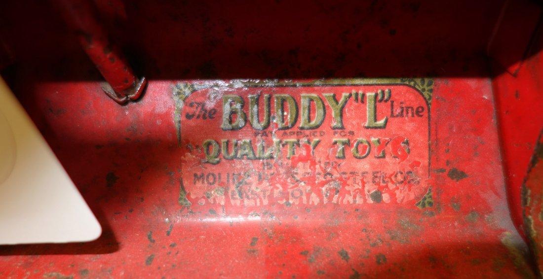 BUDDY L FIRE ENGINE - 2